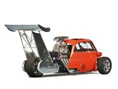 "Rocketumblr | BMW Isetta ""Whatta Drag"""