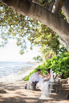 Maui destination wedding #aimeemcauleyphotography
