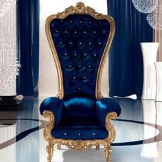 Throne chair- think I have to have this. Nowhere to put it, but its awesome nonetheless...