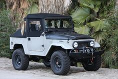 In 1973 Toyota won their first off-road race, the Baja 1000, in an FJ40 Land Cruiser. ICON commemorates the 50th anniversary of Toyota in America and 40 years of the legendary SCORE Baja 1000 with the new SCORE BAJA 1000 Limited Edition ICON.