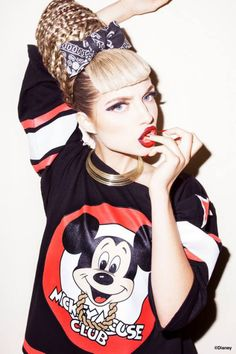 Joyrich x Disney Fall / Winter 2013 Collection - The Cool Hour | Style Inspiration | Shop Fashion