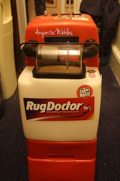 Rug Doctor Review Twitter #zusashicleaning