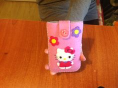 Custodia per cellulare hello kitty