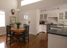 kitchen - breakfast room Table, Room, Kitchens, Furniture, Breakfast, Design, Home Decor, Bedroom, Morning Coffee