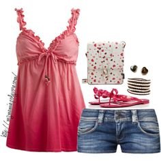Untitled #1075, created by mzmamie on Polyvore