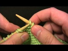 How-To: Fixing a Dropped Stitch
