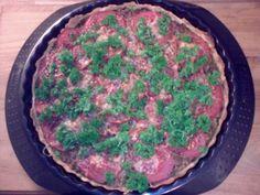 Jauheliha-tomaattipiirakka Margarita, Chili, Curry, Pie, Desserts, Food, Red Peppers, Torte, Tailgate Desserts