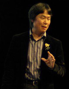 Shigeru Miyamoto, Comunicación y Humanidades 2012.