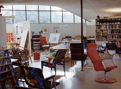 Designer Yrjö Kukkapuro House Inside