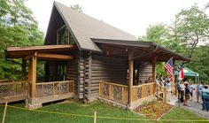 Aleen Steinberg Center, Dupont State Forest, NC– Upfit || Form & Function Architecture ||