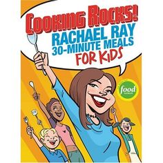 Amazon.com: Cooking Rocks! Rachael Ray 30-Minute Meals for kids