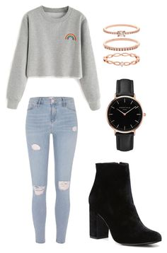"""."" by xd-melanie-xd on Polyvore featuring River Island, Witchery, ROSEFIELD and Accessorize"