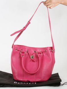BODHI Tote Bag Purse Hot Pink NWT Medium