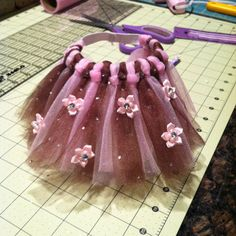 Another tutu I made for my dog