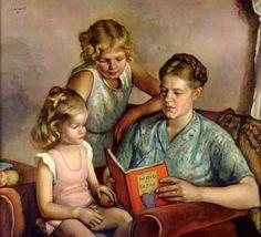 Simka Simkhovitch (1893 – 1949)  The Story Of Babar