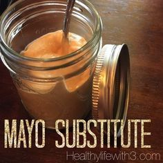 One thing you should know about me is I LOVE MAYO!!! I used to put double mayo on my sandwiches at delis y'all!! When I started my journey to healthy-ier eating mayo had to go away. I was s…