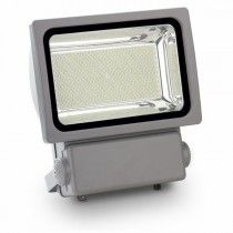 300W LED Floodlight - Grey Body - IP65 - 6000K (VT-47300)