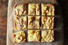Expert cookbook author Dorie Greenspan delivers 8 French desserts recipes whose delicious attraction lies in their simplicity. Apple Desserts, Apple Recipes, Just Desserts, Sweet Recipes, Baking Recipes, Apple Cakes, Fall Desserts, Cookbook Recipes, Fall Recipes