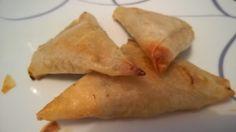 Mes Julie gourmandises: Samoussas rapide au thon