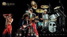 """Queen. Con la canción """"Killer Queen"""""""