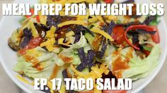 A sub for recipes, memes, and support related to low-calorie diets, targeted at people who have low TDEEs. Easy Meal Prep, Healthy Meal Prep, Healthy Breakfast Recipes, Quick Easy Meals, Healthy Recipes, Healthy Weight, Low Calorie Salad, Juice Plus+, Nutrition