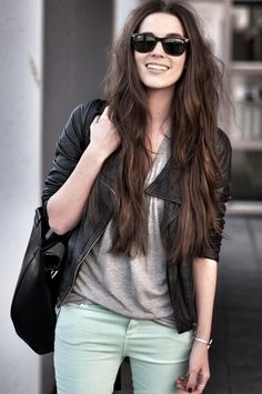 Get beautiful long layered hair with Remy Clips clip-in extensions. 2013 colors have warm red tones and burgandy lowlights. See our new line of hair colors at: www.remyclips.com