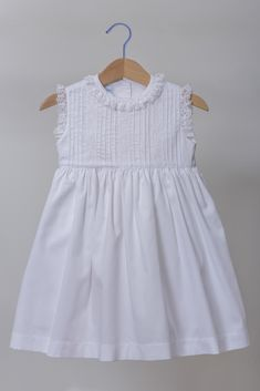 Little girl clothes Baby Girl Frocks, Frocks For Girls, Kids Frocks, Dresses Kids Girl, Little Dresses, Cute Dresses, Kids Outfits, Little Girl Fashion, Kids Fashion