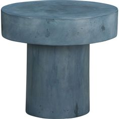 shroom side table in view all new | CB2