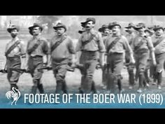 Rare War Footage from The Boer War (1899) | War Archives - YouTube