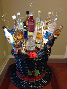 Mens gift basket gifts pinterest gift basket ideas and gift basket ideas for men should negle Choice Image