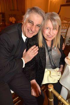 Michael Citriniti and Louise Lasser at Cause Célèbre Gala