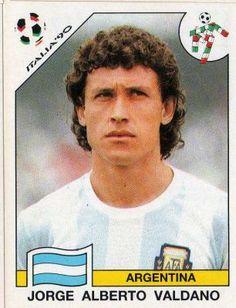 Jorge Valdano - Argentina