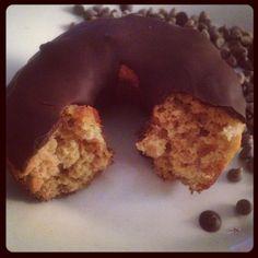 Chocolate Glazed Donuts (paleo)