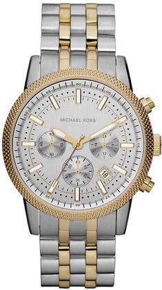 Michael Kors - Two tone watch
