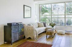 דירה במרכז תל-אביב בעיצוב פנינית שרת אזולאי. צילום גלית דויטש-דביר