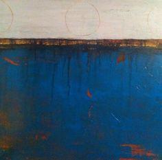 """Harvest Vibe"" 36x36 acrylic on canvas"