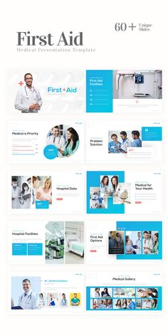 First Aid – Public Health Presentation Template #PowerPoint #PPT #template #presentation #pitchdeck #graphicdesign #rrgraph #rrslide Background For Powerpoint Presentation, Best Presentation Templates, Background Powerpoint, Corporate Presentation, Presentation Slides, Wireframe Design, Ux Design, Graphic Design, First Aid