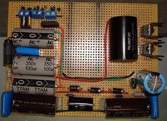 Poddwatt: Class-A Stereo Push-Pull Vacuum Tube Amplifier Valve Amplifier, Speaker Plans, Vacuum Tube, Diy Electronics, Radios, Technology, Studio, Music, Circuits