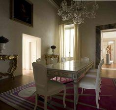 The Emilio Pucci headquarter, in Florence