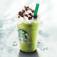 チョコレート ブラウニー 抹茶 クリーム フラペチーノ®   スターバックス コーヒー
