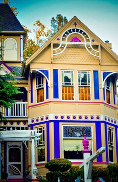 Victorian Style House by stephencurtin, via Flickr