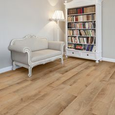 """Added this Allure ISOCORE Vinyl Plank DIY Flooring to my Wishlist - It's """"Golden Oak Light"""". Available exclusively at The Home Depot. Click the Pic to Shop it! #AllureFlooring #ISOCORE"""
