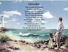 grandfather quotes and poems | Love You Grandpa | for my papa ...