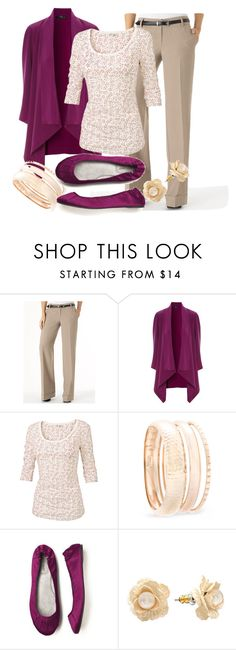 """""""Teacher Outfits on a Teacher's Budget"""" by allij28 ❤ liked on Polyvore featuring Jane Norman, Fat Face, MANGO, Lauren Conrad, ballet flats and cardigans"""