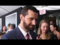 RichardArmitageNet interview with Richard Armitage, Into the Storm Premiere - YouTube
