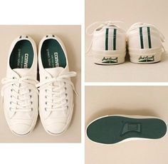 Jack Purcell x Converse green label