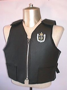 Competitor Vest Youth - Beastmaster Pro Rodeo Gear