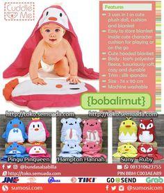 𝓙𝓤𝓐𝓛 𝓑𝓞𝓝𝓔𝓚𝓐/𝓑𝓐𝓝𝓣𝓐𝓛/𝓢𝓔𝓛𝓘𝓜𝓤𝓣 - 𝓒𝓤𝓓𝓓𝓛𝓔𝓜𝓔 𝓑𝓞𝓑𝓐𝓛𝓘𝓜𝓤𝓣 https://sumosi.com/children-needs/jual-boneka-bantal-selimut-cuddleme-bobalimut-616  #indonesia #jakarta #bayi #anak #selimut #support #bagus