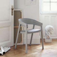 HAUS - Cover chair by Thomas Bentzen