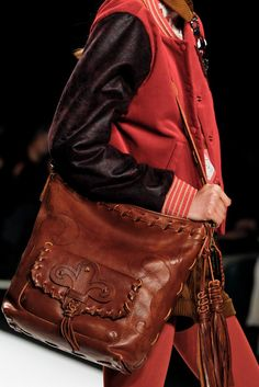 Anna Sui Fall 2012 Ready-to-Wear Fashion Show Details